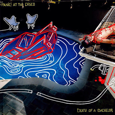 "PANIC! AT THE DISCO ""LA Devotee"""