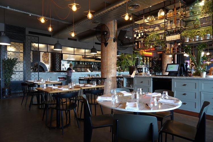 Euriental | Colonie restaurant in Istanbul, Turkey