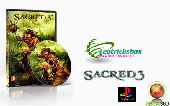 Xbox 360 & PS3 Game : Sacred 3