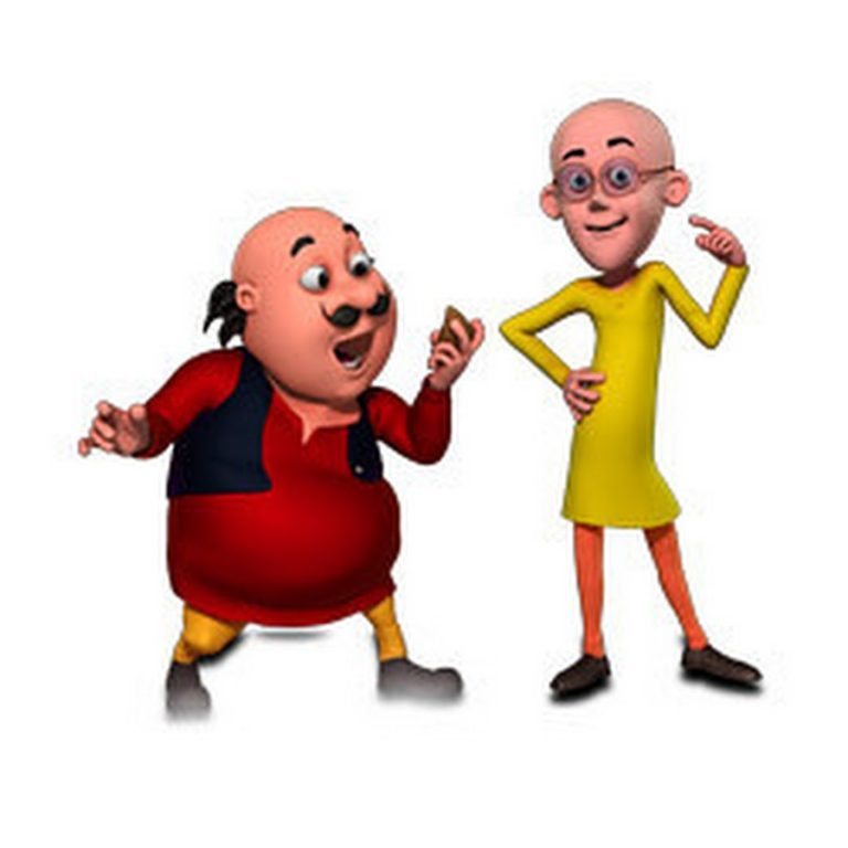 Laughing Motu Patlu HD Pictures