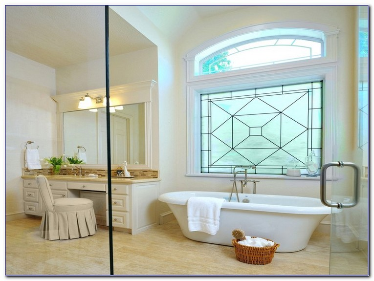 Obscure Glass Windows For Bathrooms