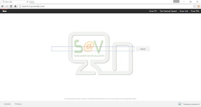 Search.mystartab.com (MyStarTab New Tab)