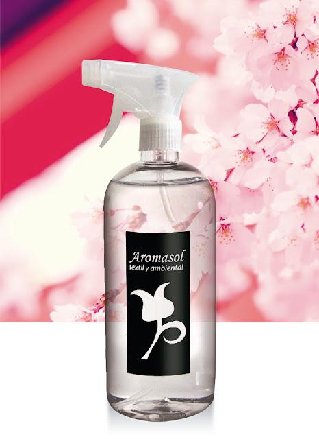 Perfume textil y ambiental