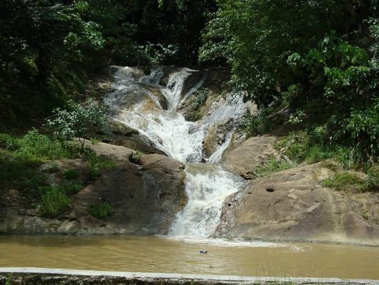 Air Terjun Pinang Seribu samarinda