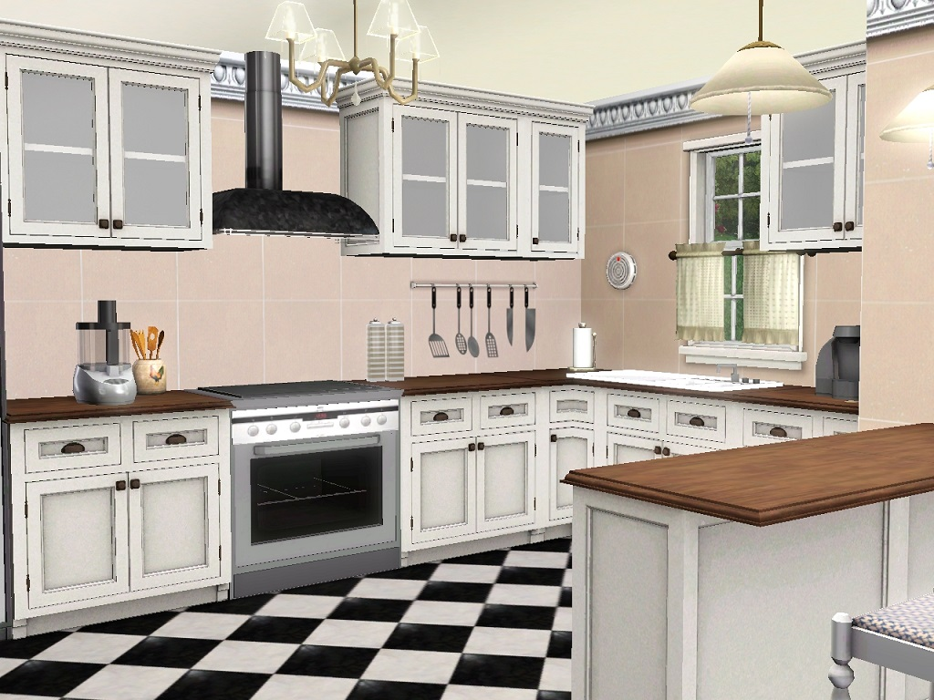 My Sims 3 Blog 4 Bed Bungalow By Stevo445