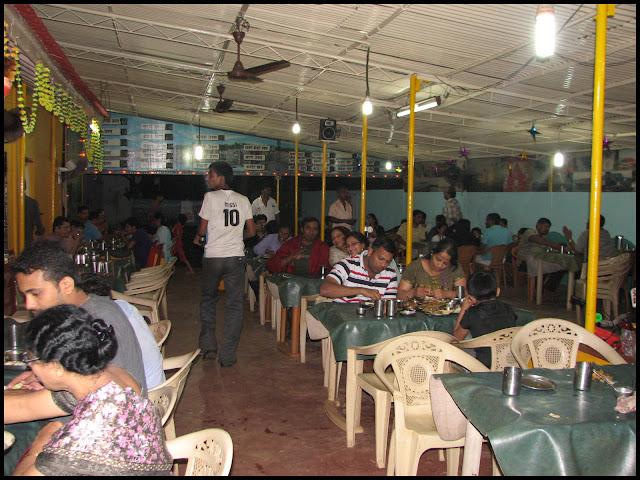 Atithi Bamboo restaurant