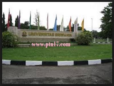 Jurusan dalam SNMPTN UNSRI 2017 Palembang