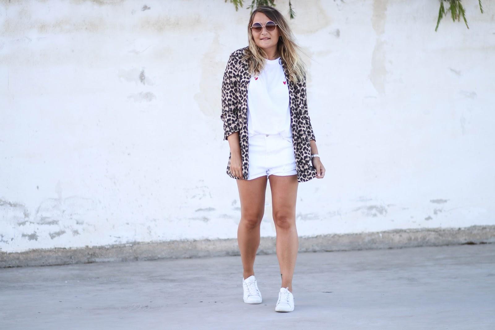 blazer leopard pimkie parisgrenoble