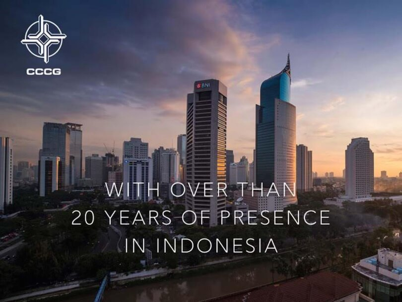 CCCG Experiences in Indonesia