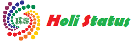 Holi Status - Happy Holi Wishes
