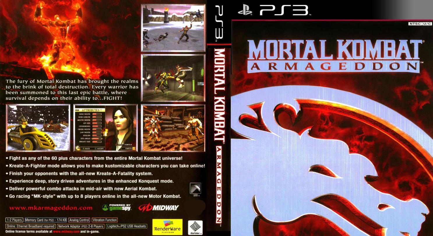 Blus30902 mortal kombat komplete edition.