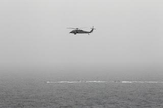 AS MURKA Iran Sangkal Kapal-kapalnya 'Lecehkan' Kapal Induk AS
