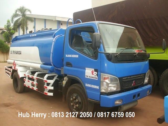 kredit dp ringan truk tangki mitsubishi colt diesel canter 2019