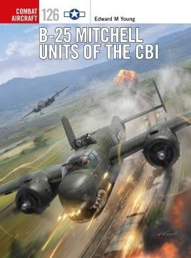 B-25 Mitchell Units of the CBI