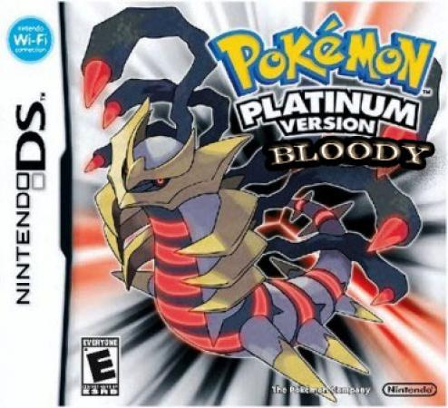 Pokemon Bloody Platinum