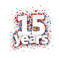 15 years (and 7% of the year). #3