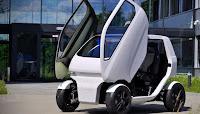 En çevreci, en akıllı ve en gelişmiş elektrik otomobili karşınızda