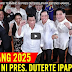 GOOD NEWS! TERMINO NI PRES DUTERTE IPAPA EXTEND HANGGANG 2025! PANOORIN