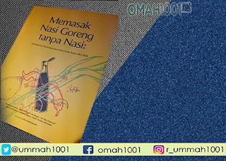E-book: Esai, Memasak Nasi Goreng Tanpa Nasi, Omah1001