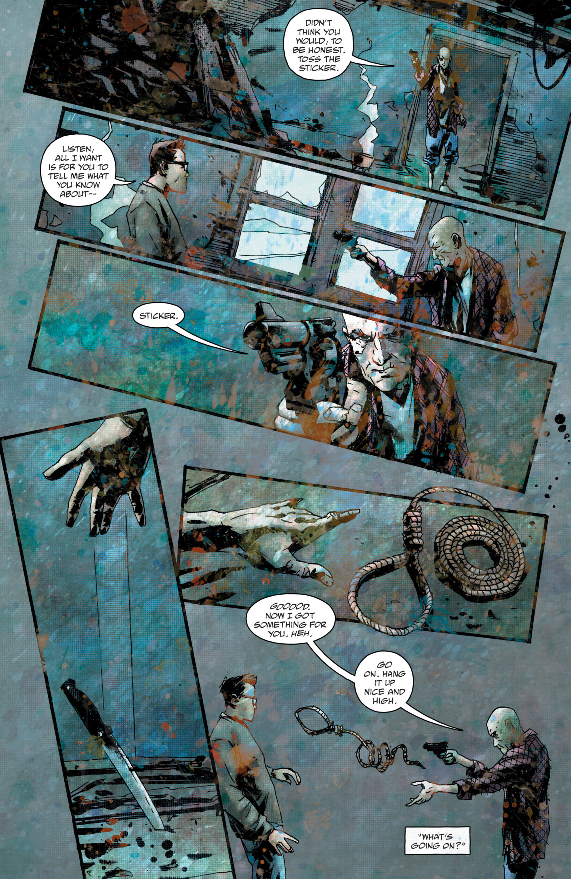Read online Wytches comic -  Issue #4 - 11