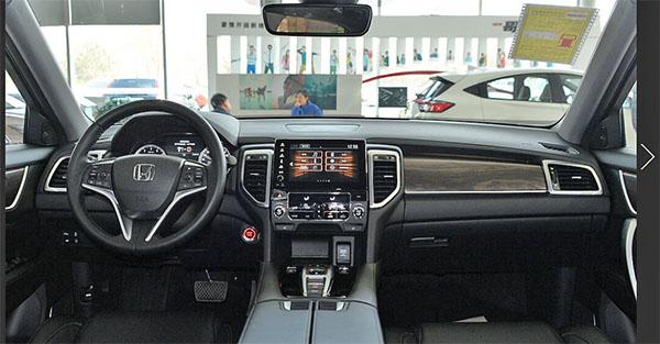 Burlappcar: Honda UR-V = 2018 Honda Passport?