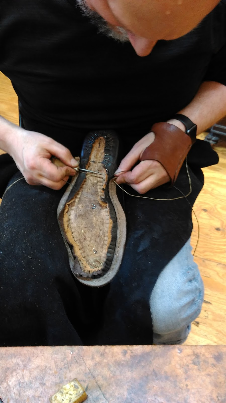 Bespoke Shoes Unlaced – a shoemaker's blog: Intensive