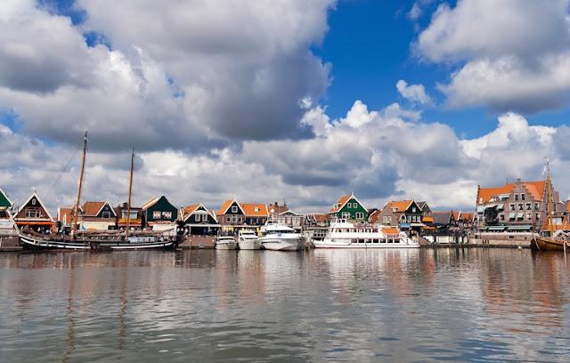 Volendam,holland