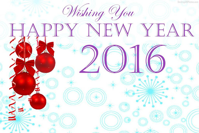Happy New Year 2016 HD Wallpapers 9
