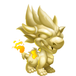 Wax Dragon (Baby)