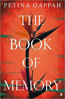 InTori Lex, Book Recommendations, Women's History Month, The Book of Memory, Petina Gappah