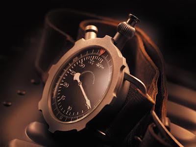 Breitling Ref 637 - Thigh-worn stopwatch