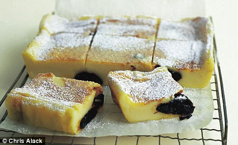 Breton Butter Cake Recipe Prune
