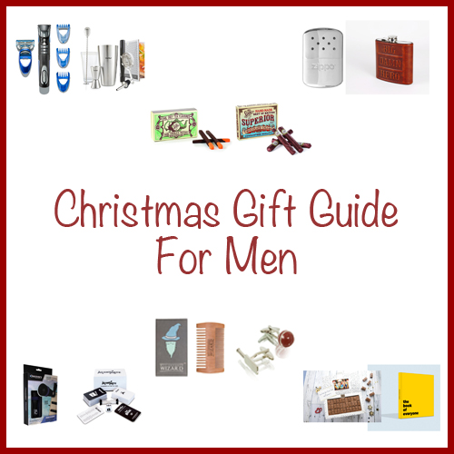 in my opinion men seem to be the hardest to buy for at christmas half the time they either dont know what they want or they have already been out and