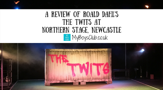Roald Dahl's The Twits live theatre show at Northern Stage, Newcastle