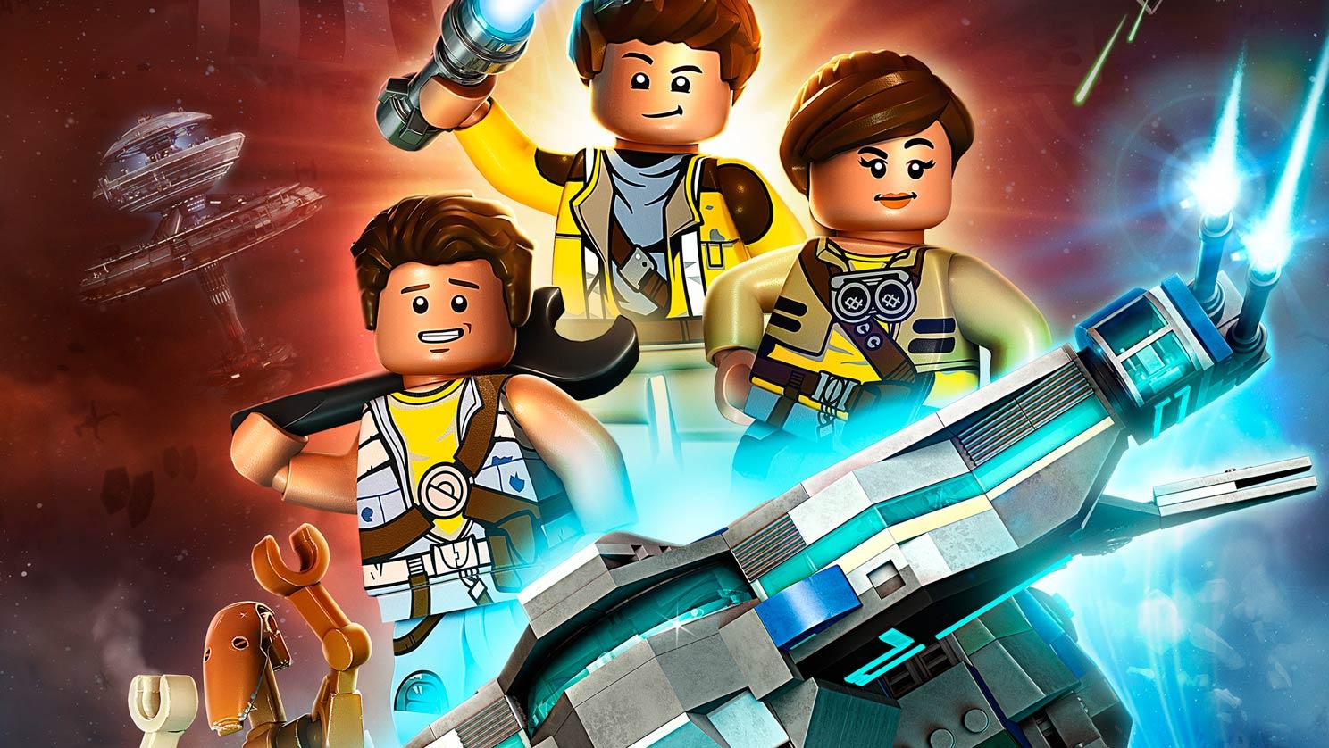 Juegos Lego Star Wars Full Español