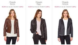 chaquetas baratas para mujer 2