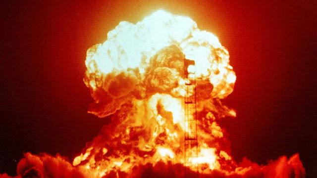 Un proyecto de ley exige la declaración de guerra antes de que Trump lance una bomba nuclear