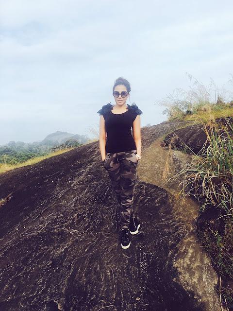 Actress Parvathy Nair Latest Photos