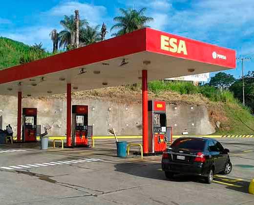 En San Cristóbal cobrarán combustible a precio internacional