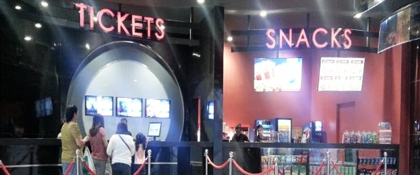 Vista Mall Taguig Cinema