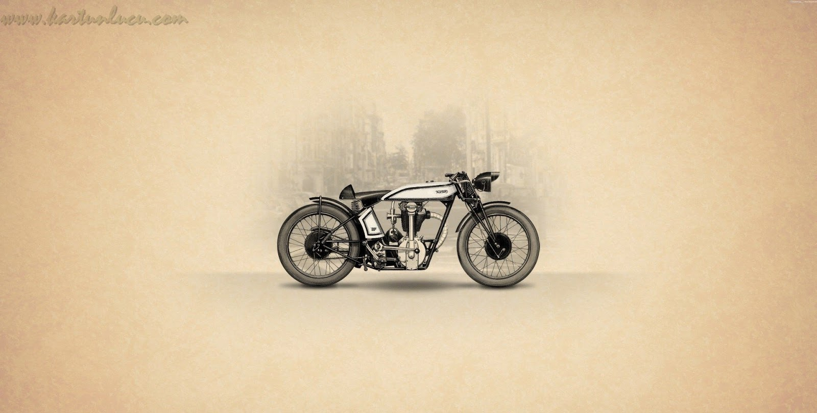 Galeri Gambar Kartun Seher Motor Galeri Kartun