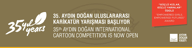 35th Aydin Dogan International Cartoon Competition