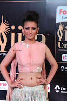 Akshara Haasan in Peach Sleevless Tight Choli Ghagra Spicy Pics ~  Exclusive 13.JPG