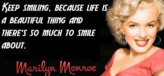 Marilyn Monroe Beneath The Makeup Quote: Marilyn Monroe Quotes About Beauty