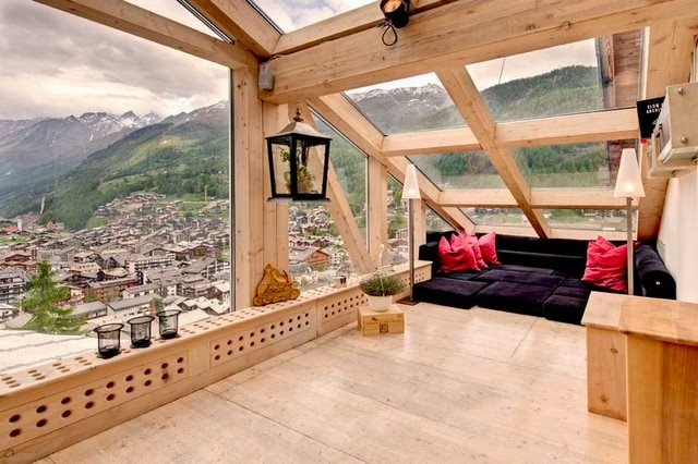Αναπαλαιωμένος ναός, ιγκλού και υποβρύχια κρεβατοκάμαρα! Αυτά είναι τα 20 πιο εντυπωσιακά σπίτια στον κόσμο! (photos)