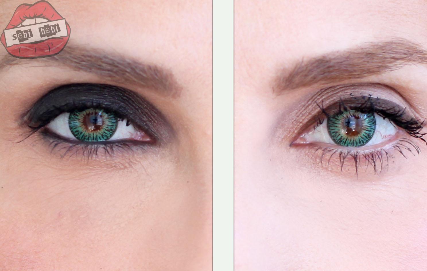 Gözleri Büyük Göstermenin Yolu: Gözleri Büyük Gösteren Makyaj