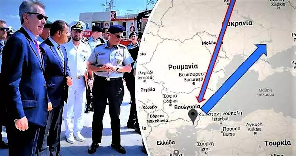 Αμερικανική βάση στην Αλεξανδρούπολη – Στο στόχαστρο της Ρωσίας η Ελλάδα