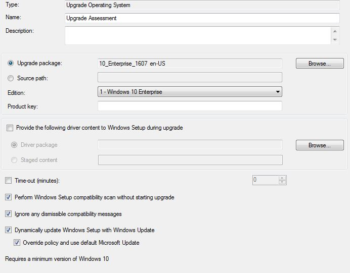 Kevinisms Windows 10 In-Place Upgrade Assessment Error Handling