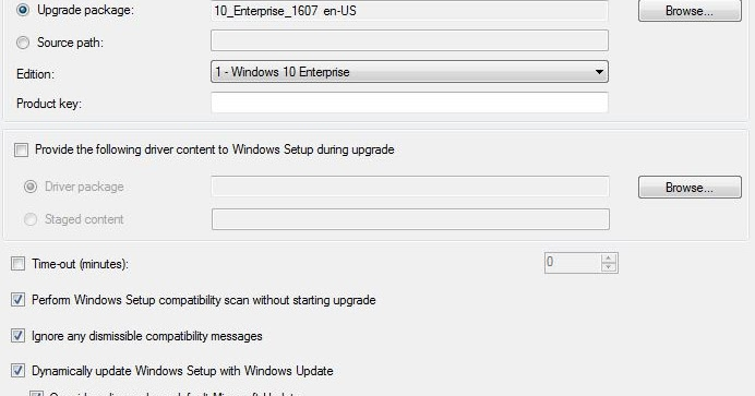 Kevinisms: Windows 10 In-Place Upgrade Assessment Error Handling