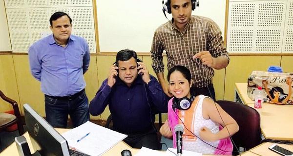 Jaipur, Rajasthan, Akashwani Jaipur, IPS Officer, Pankaj Choudhary, ips pankaj choudhary, PM Narendra Modi